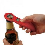 Otvírák s počítadlem Už žádné dohadování kdo kolik vypil piv! Te