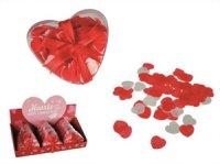 Confetti do vany - Srdce